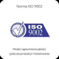 Norma IOS 9002