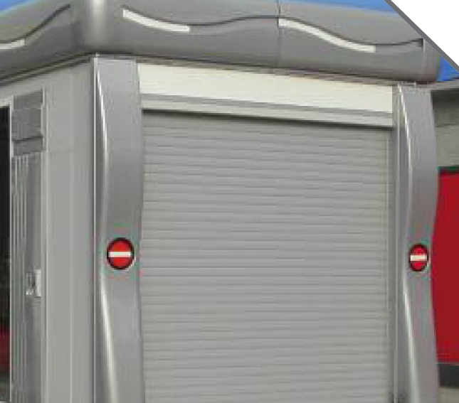 Aluminiowa elektryczna brama, z płyty warstwowej